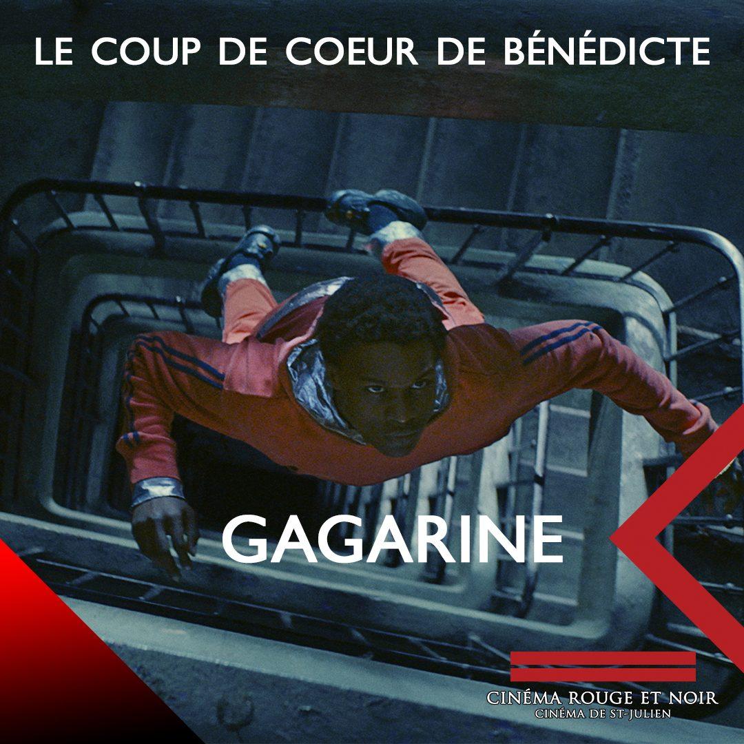 GAGARINE - BENEDICTE